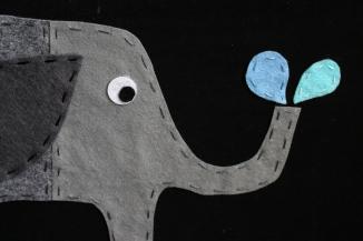 elphant box detail
